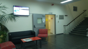 פרוייקט שילוט דיגיטלי בטכניון - מכון טכנולוגי לישראל 1