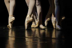 רקדניות בלט