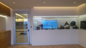 שילוט דיגיטלי למשרדים ומפעלים 3